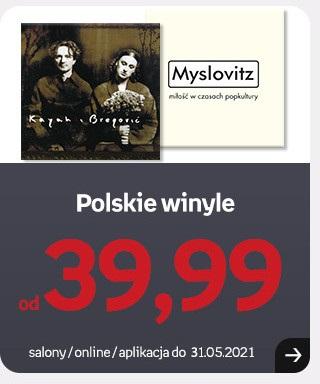 Polskie winyle od 39,99